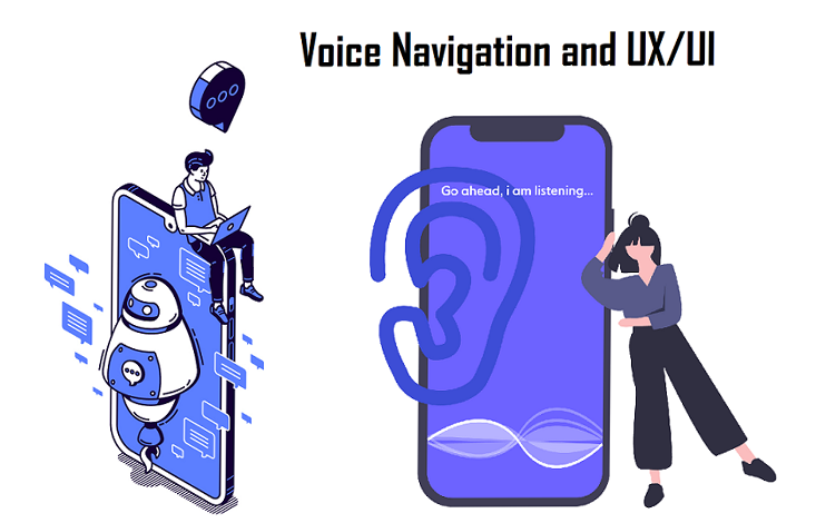 What UX/UI Designers Need to Know about Voice Navigation
